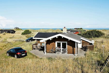 Peaceful Holiday Home in Hirtshals With Roofed Terrace