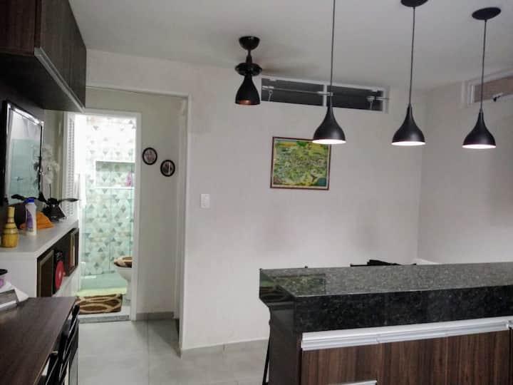 Casa Compacta, no bairro Cônego, em Nova Friburgo!