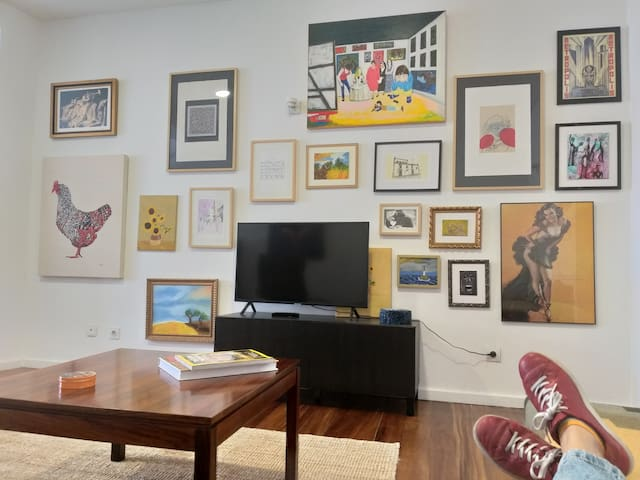 Casa - Atelier - Centro Histórico - T1