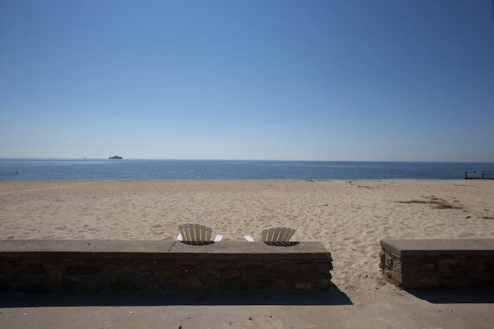 Delightful Beachfront Home