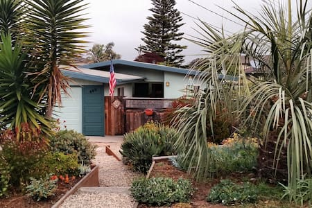 Fun, friendly,easy-breezy & near the State park - Baywood-Los Osos