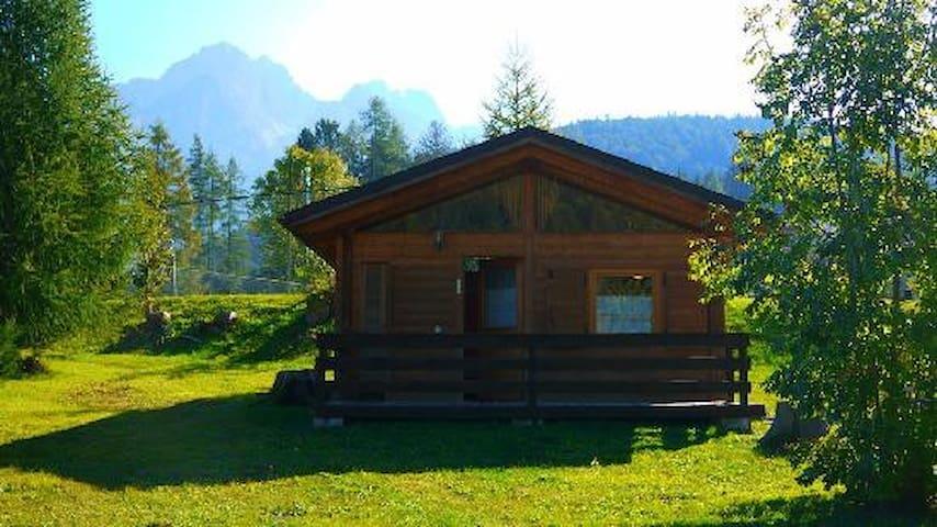 Relax in Baita di montagna!