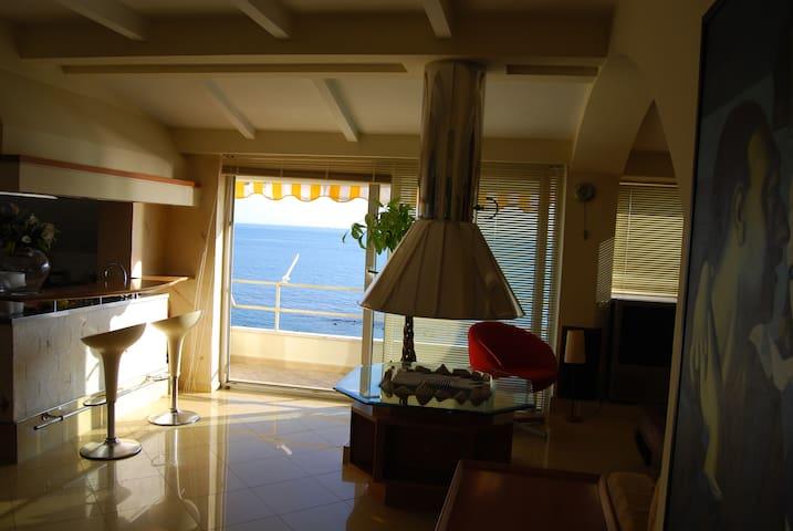 La mansarda sul mare - Lido di Ostia - Διαμέρισμα