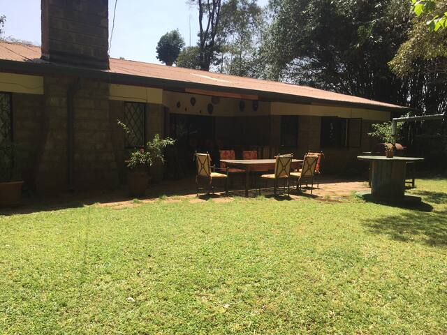 Roy House - Ναϊρόμπι - Σπίτι