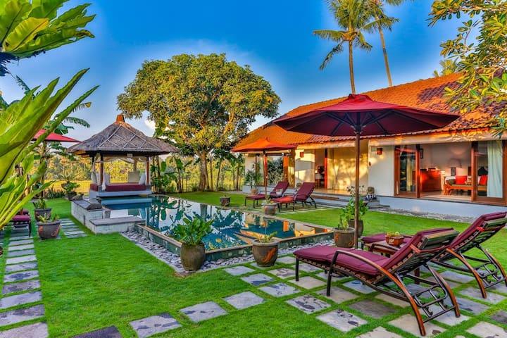 Great Value, 3 Bedroom Private Bali Villa, Pool