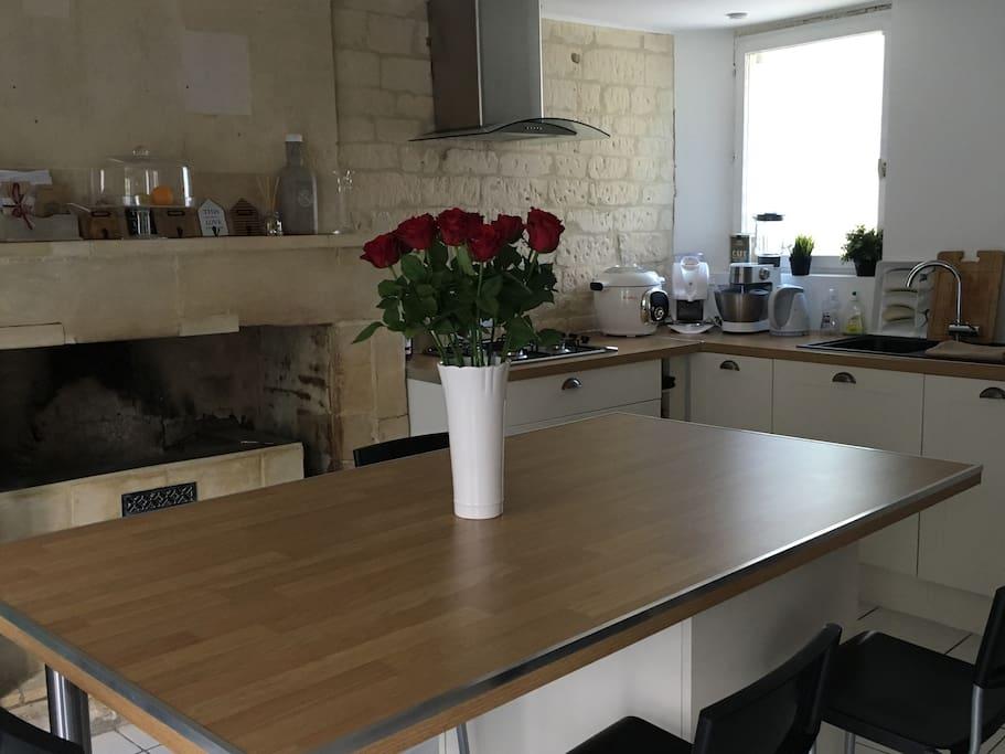 maison de charme 60m2 houses for rent in louvigny normandie france. Black Bedroom Furniture Sets. Home Design Ideas