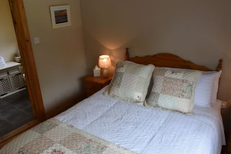 LittleField B&B, Durrow, Co. Laois, Ensuite Room