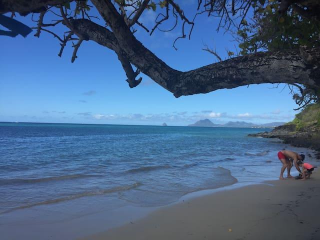 Villa marcaraïmôn entre terre et mer