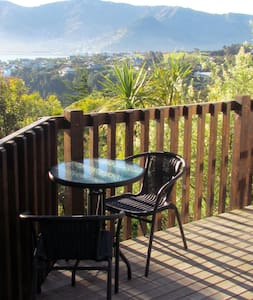 Sunny Bayview Studio - Canterbury NZ - Charteris Bay