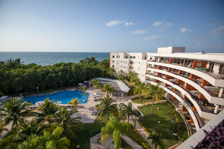 Departamento  AakBal Beach & Golf