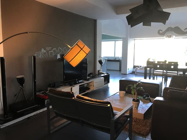 Art Pent House Master Suite / Golf - Tlalnepantla - Apartment