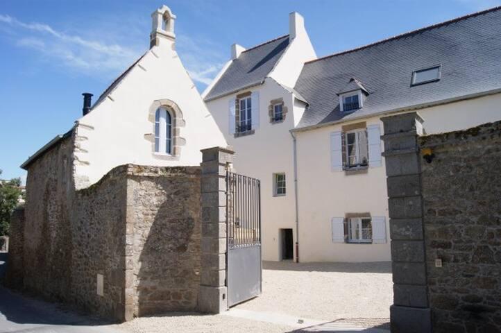 Appartement dans Malouinière du XVIIème Siècle