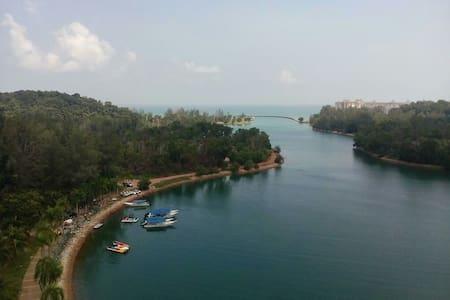 Straits View Villas Port Dickson - Port Dickson - Kondominium