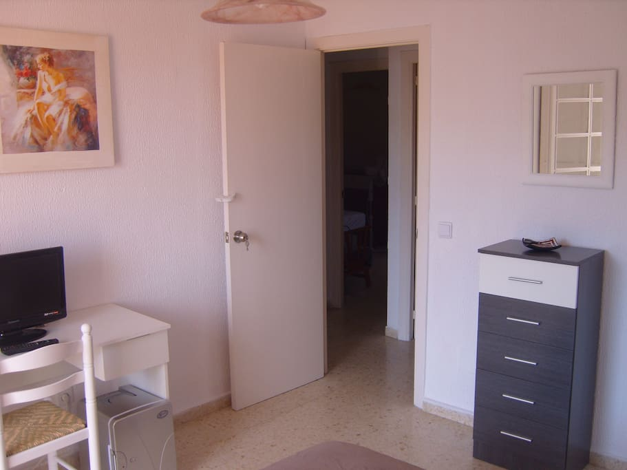 Nice room with roomsbikeanddive bed and breakfasts en - Chimeneas algeciras ...