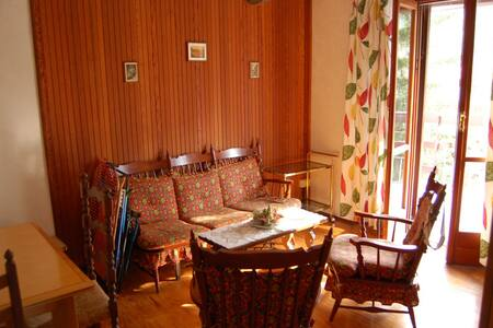 Fraz. Beaulard, attico montano - Beaulard - Apartment