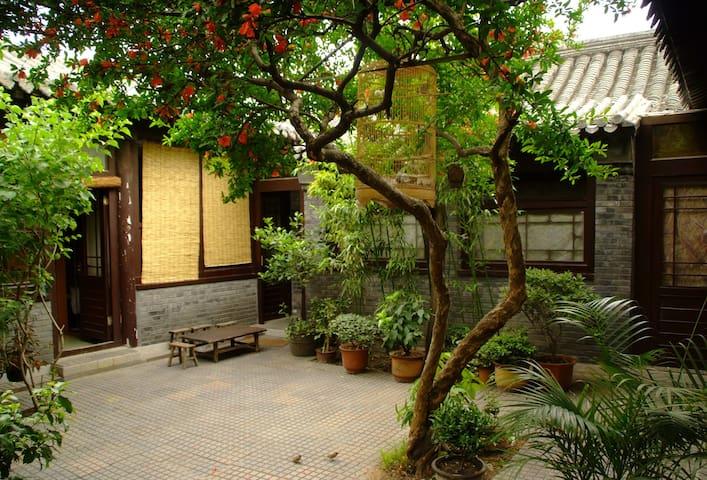 Jinsi Courtyard in central Beijing - Beijing - House
