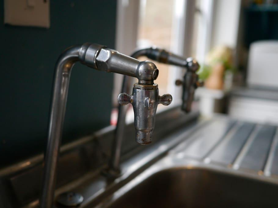 nice taps...