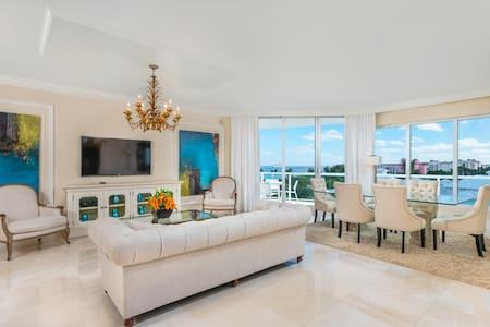 $5 Million Ritz-Carlton Oceanfront 3BR Residence