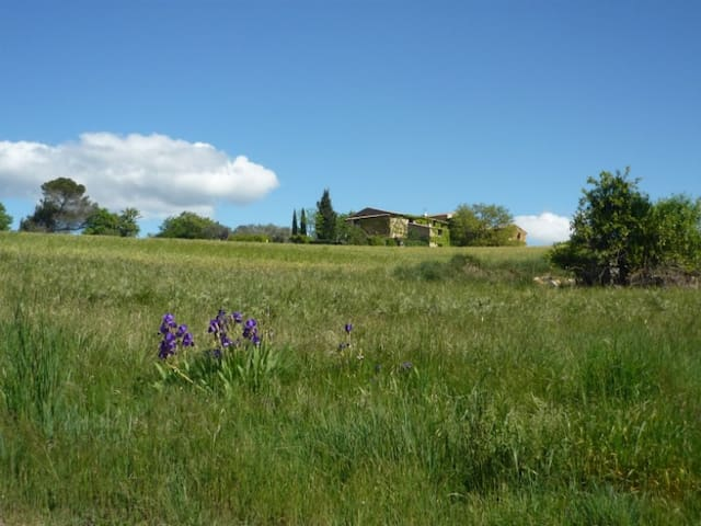 B&B  Mas en  Provence chambres  - Montfort - Bed & Breakfast