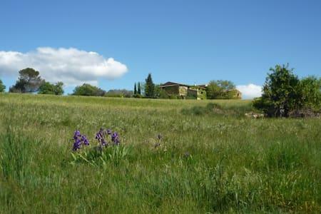 B&B  Mas en  Provence chambres  - Montfort