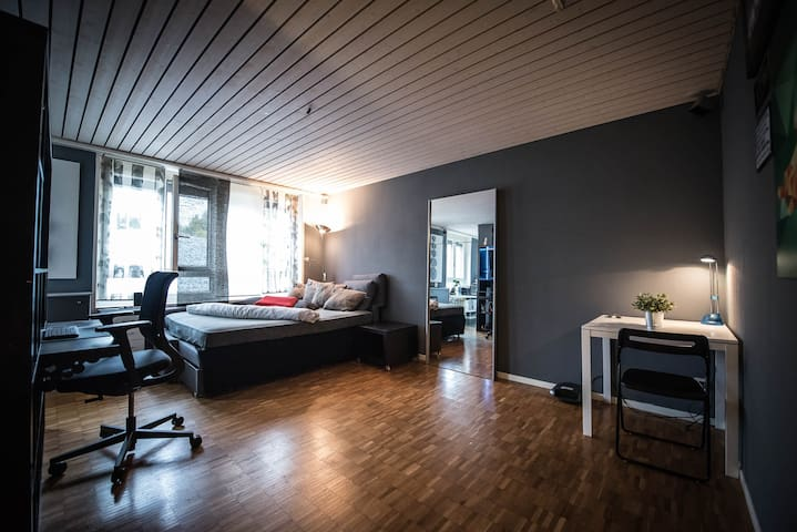 Self Check-In cozy apartment in Zurich City