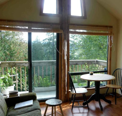 Cortes Is. Vacation/Retreat Cottage - Mansons Landing - Cabin