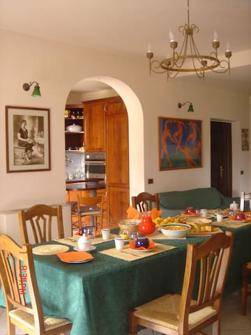 B&B ospitalità in  casa  di  campagna - spoleto - Bed & Breakfast
