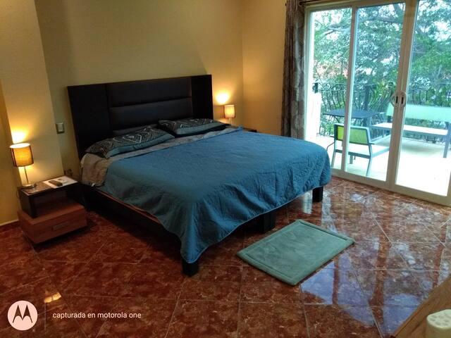 Casa de Ambrose Quetzal Room
