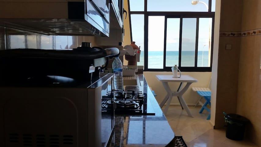 appartement vue sur mer  - El Jadida - Lägenhet