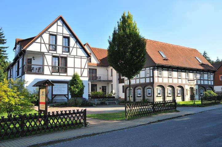 Christliche Ferienstätte Jonsdorf - Jonsdorf - Bed & Breakfast