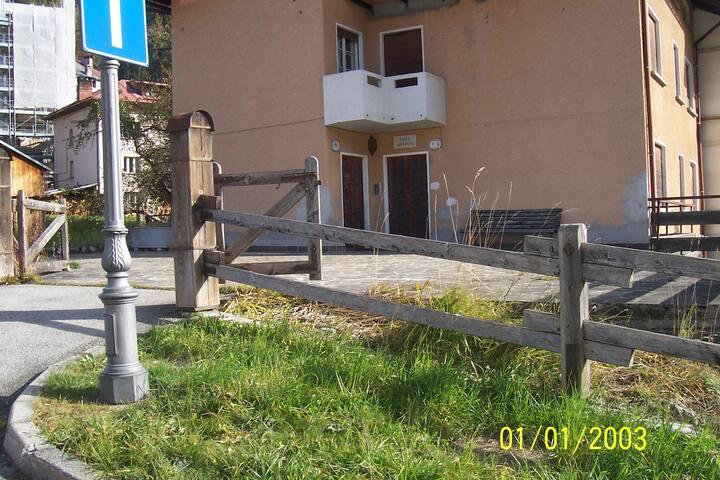 Villa Giovanna - secondo piano - Borca - Apartament