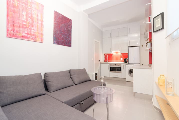 Cosy apartment in Málaga center.