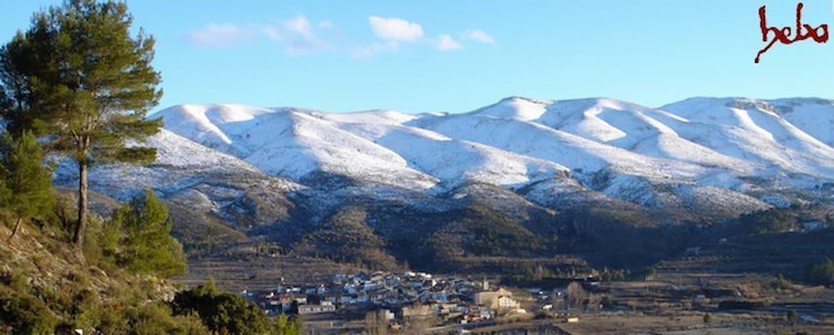 Casa pueblo en montaña de Alicante