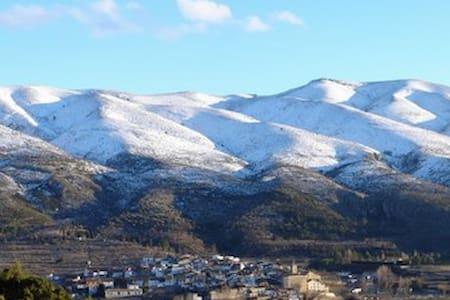 Casa pueblo en montaña de Alicante - La Vall d'Ebo - Casa