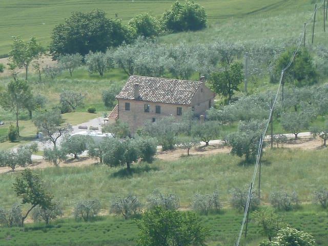 casa cormar vanuit Petritoli