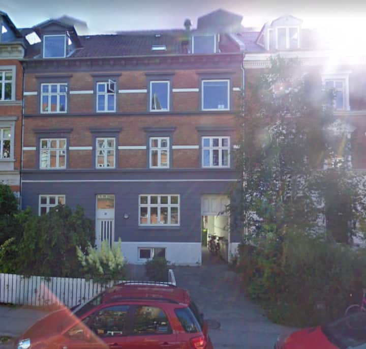 Your home-away-from-home in the center of Aarhus