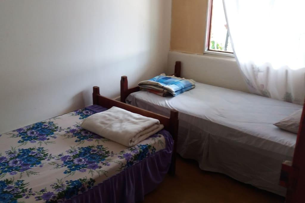Habitaciones con 2 camas