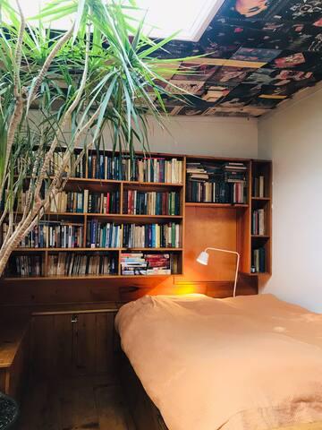 A spacious loft apartment in TriBeCa, Manhattan.