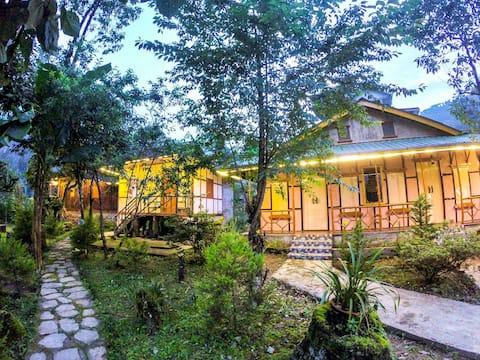Eshab Homestay Cottages & Menchu Spa(HEEM)