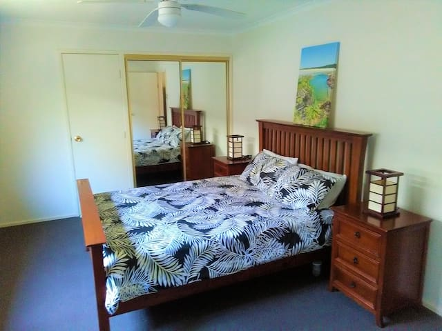 The Cottage - Sawtell - Huis