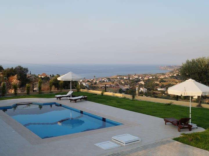 Villa Careta, Alagadi, Kyrenia