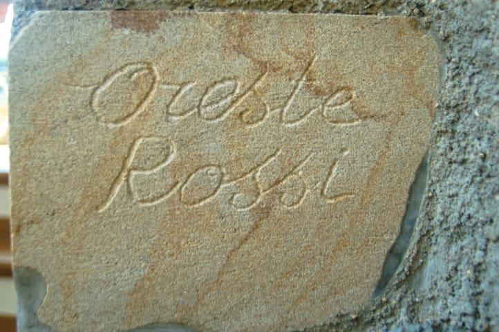 Dimora Oreste Rossi - Baschi