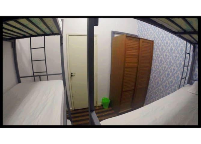 Rio Beach Hostel6