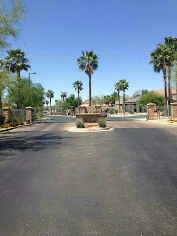 Golf court community house - Goodyear - Apartment