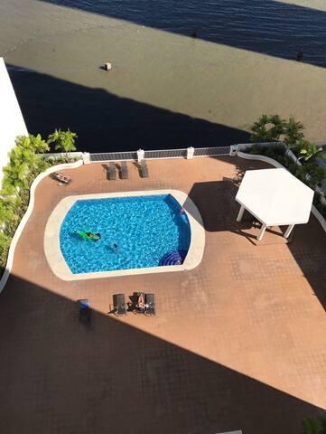 Panama ocean view