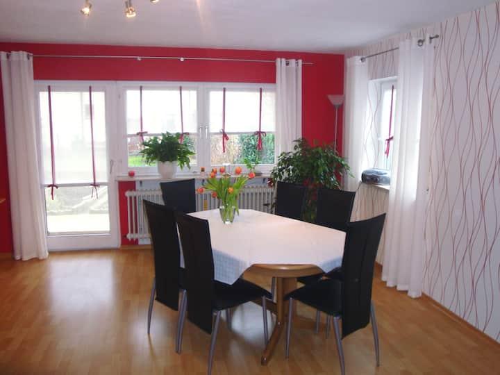 Villa Stumpf, (Friesenheim), Ferienwohnung, 48 qm, 1 Wohn/Schlafraum