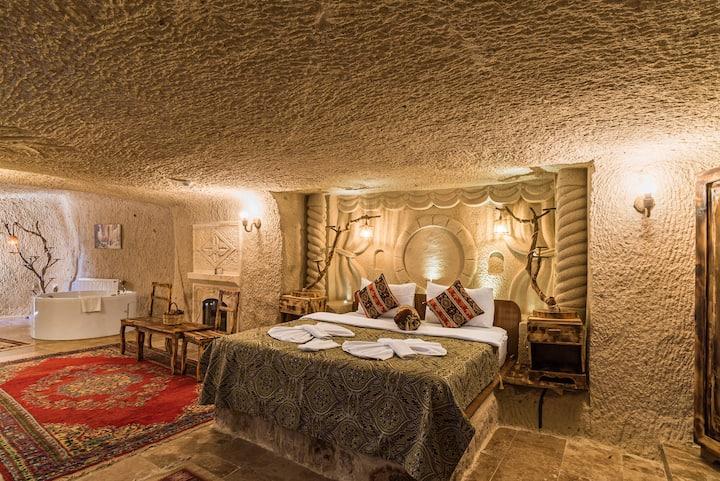 Cappadocia Ennar Cave House Room 1 (Alesta)