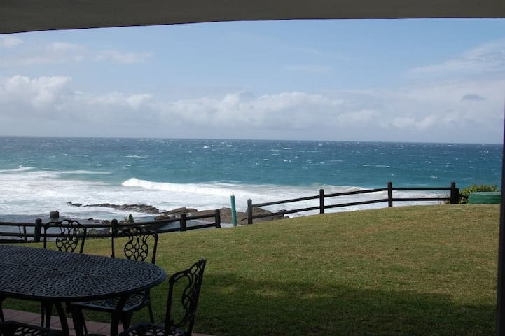 Beach Front Apartment, stunning views. - Dolphin Coast - Departamento