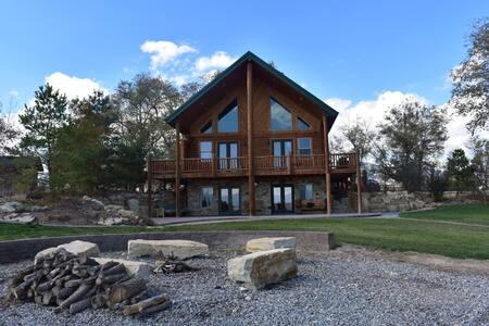 The Lodges at Pheasant Run (Main Lodge) - 菲也特(Fayette) - 小木屋