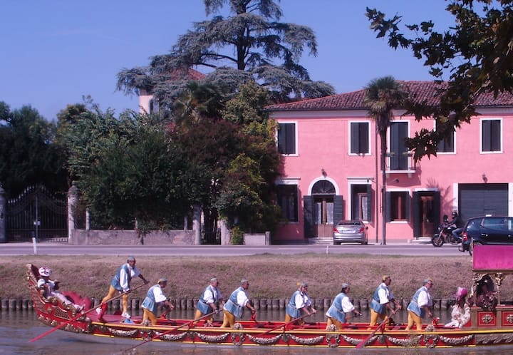 Alcova del Doge ,venetian Palazzetto near Venice